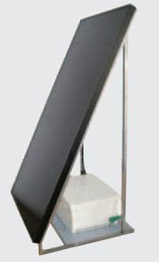 蓄電式ソーラーパネルSOL-Bank_F280