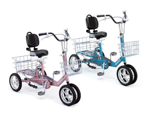 シニア向け自転車 クークルS