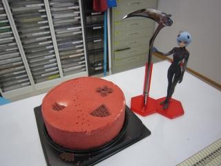 レイちゃんとケーキ