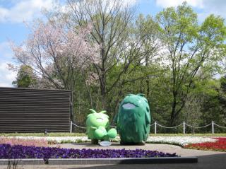 変換 ~ 桜オブジェ