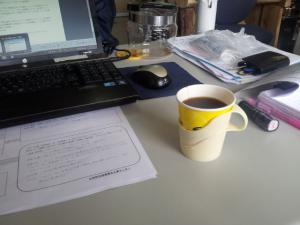 町ボラ コーヒー1