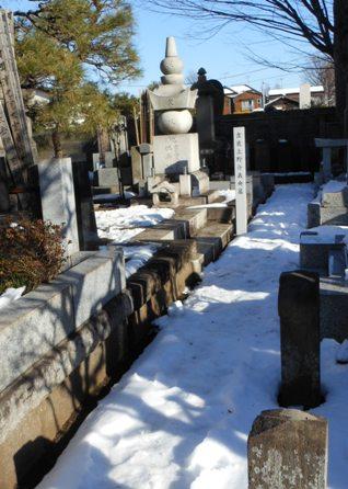 吉良家墓所4
