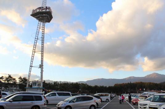 イルミ 富士急ハイランド 駐車場