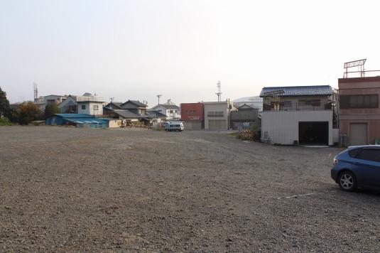 紅葉 蓮華寺 駐車場