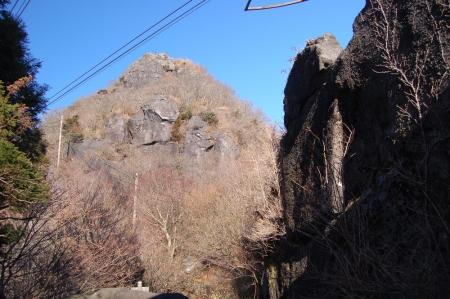 6屏風岩から