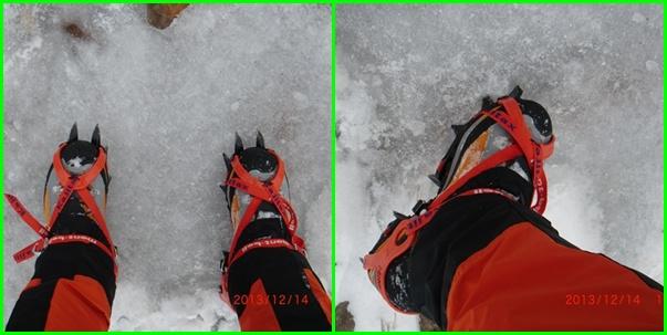 010 アイゼンと氷