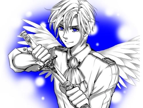 ミカエルと剣--
