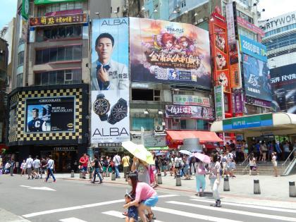 台北2014.7西門町