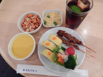 ハワイ2014.9出発・成田空港ラウンジ