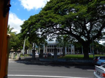 ハワイ2014.9ホノルルダウンタウン