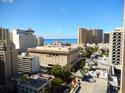 ハワイ2014.9ホテル