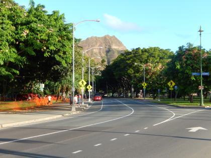 ハワイ2014.9ワイキキ