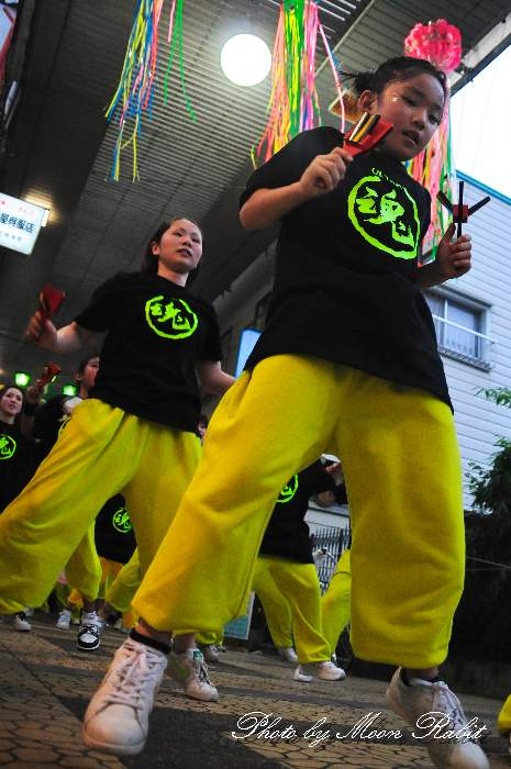 GOLD'S GYM 新居浜愛媛 よっしゃ!コンガ2009 喜光地稲荷市 新居浜市喜光地商店街