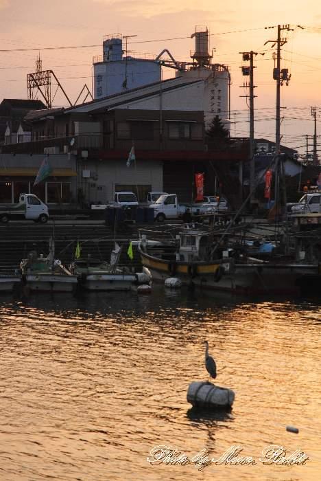 西条漁港 愛媛県西条市北浜・新堀