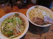 121120濃菜つけ麺