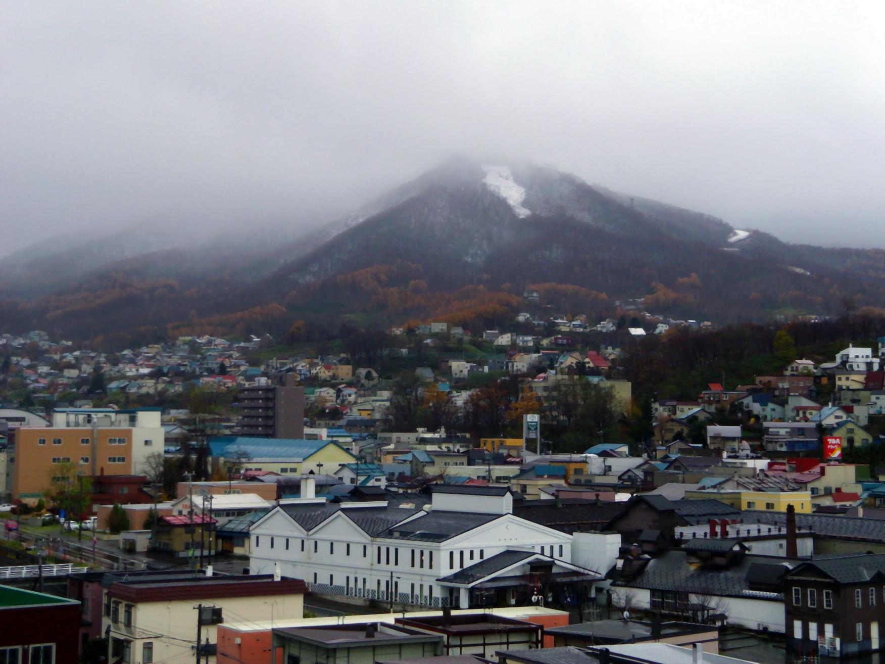 2012年初雪