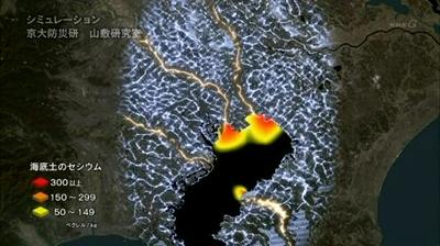 東京湾セシウム 2