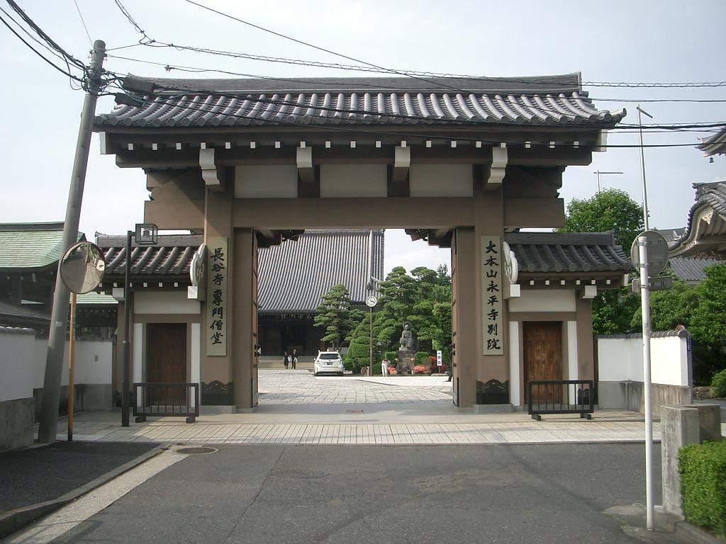 長谷寺 山門