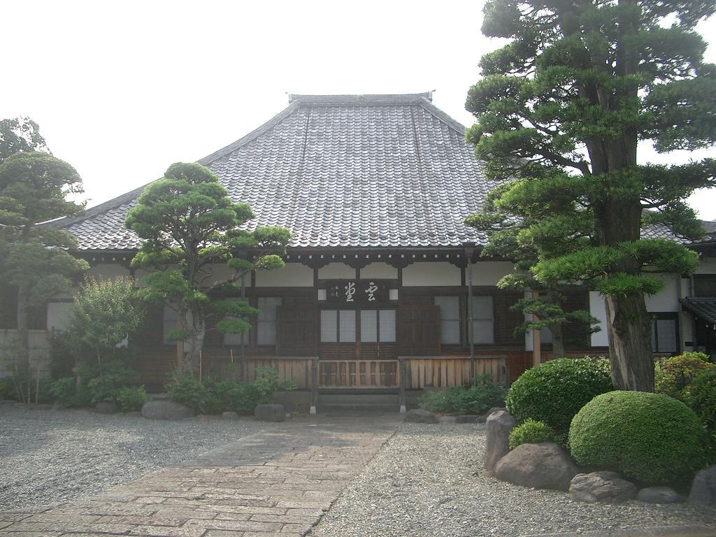 長谷寺 僧堂