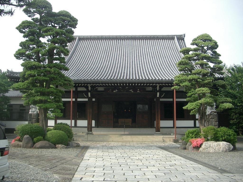 長谷寺 法堂