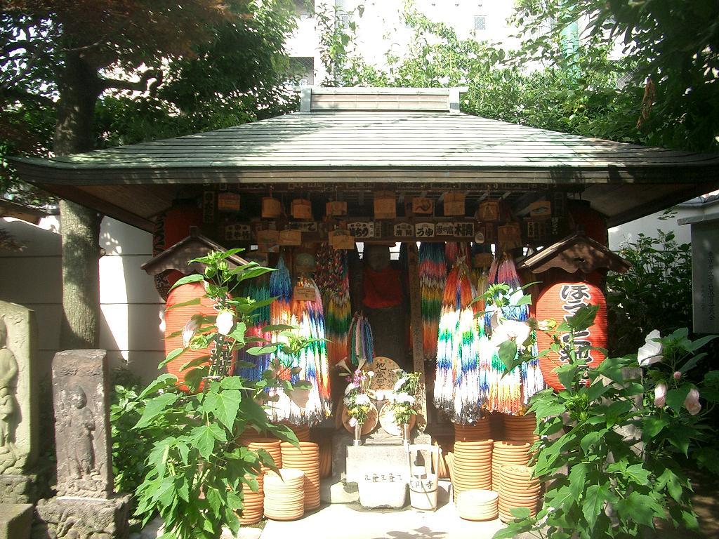 大円寺 ほうろく地蔵