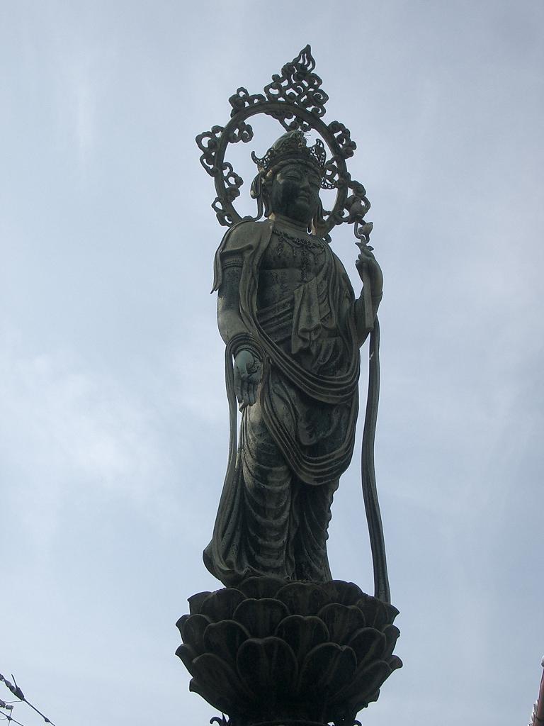 大円寺 聖観音