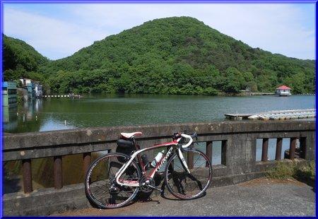久しぶりかな円良田湖