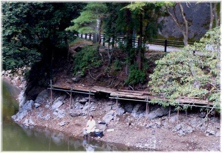 少ないよ水が@鎌北湖