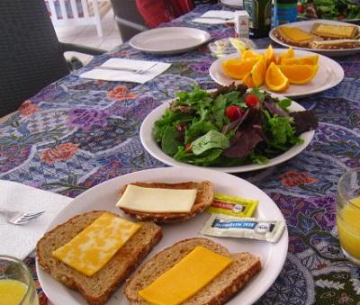 20141007朝食サラダ