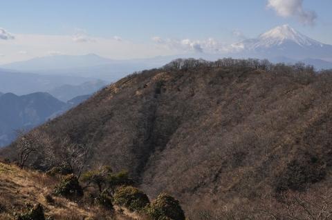20131215 tanzawa tonodake 017