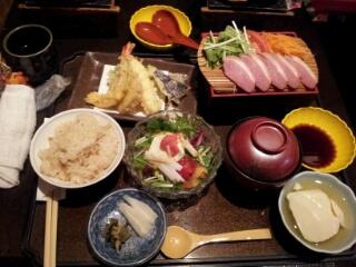 2012.12.14麿坐の豆乳チーズ鍋