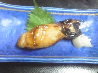131223ギンダラの西京漬け焼き