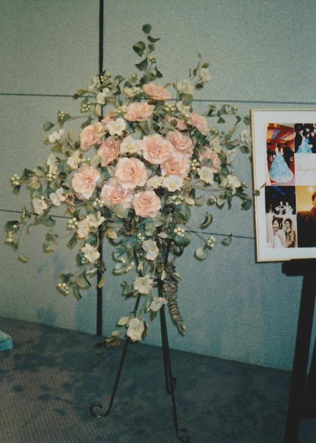 ブログ薔薇サンキライ