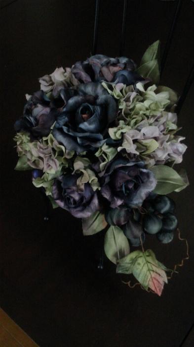 ブログ秋の花束2