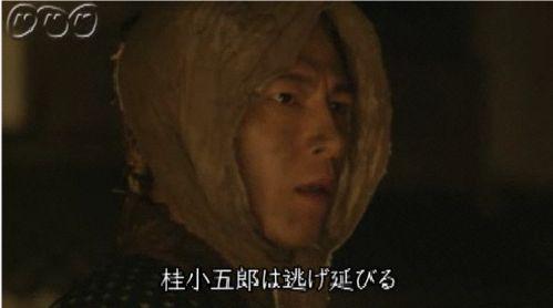またまた逃げの小五郎・・・もはや才能?
