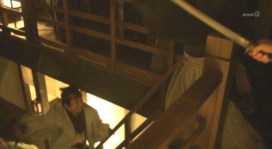 池田屋階段04