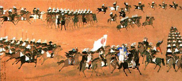 幕府のフランス式調練 大蔵が会津に持ち帰り指導