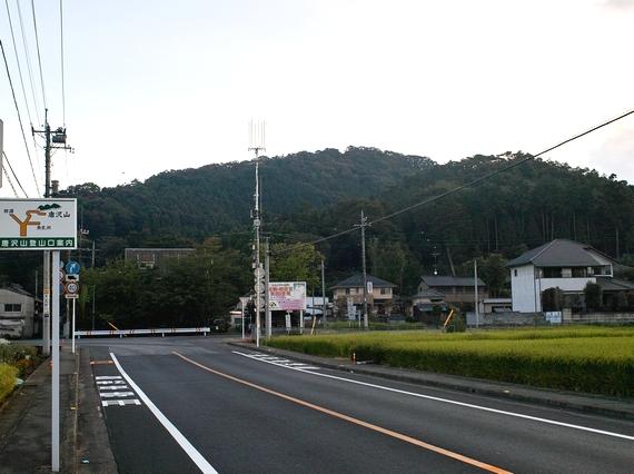唐沢山奈良渕