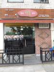 光化門近くのレストラン(入口)