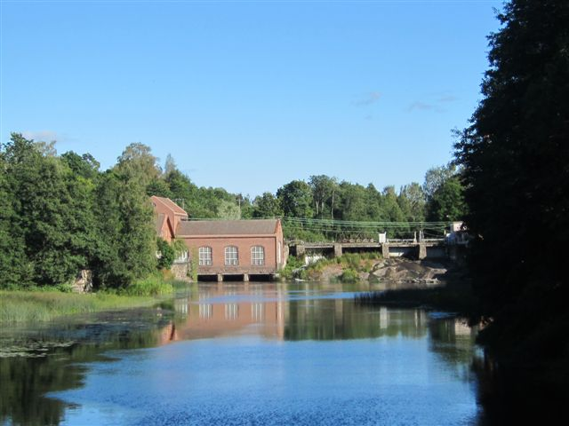 finland billnas river