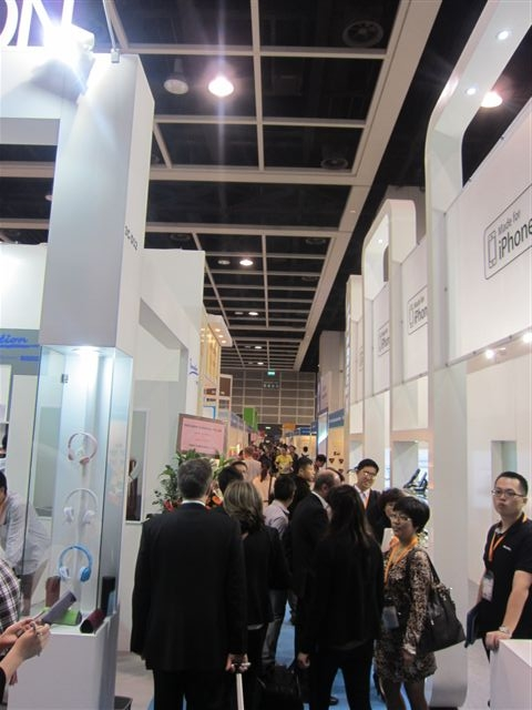HK Electronics fair 2012ct