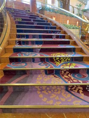 横浜ベイシェラトン ホテル&タワーズ メインロビー