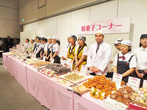 そごう横浜店 地下2階和洋菓子売場 リニューアル