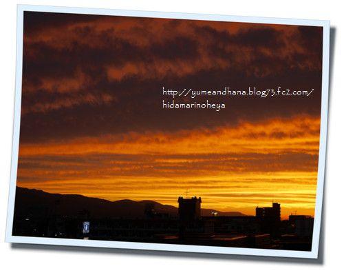 夕陽②120810
