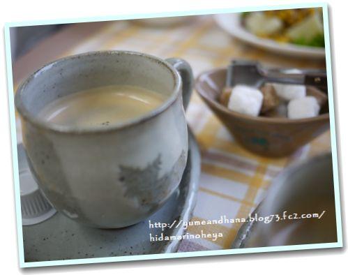 ホッとコーヒー121011