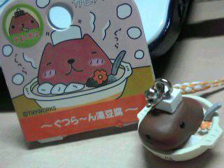 カピバラさん 湯豆腐 3