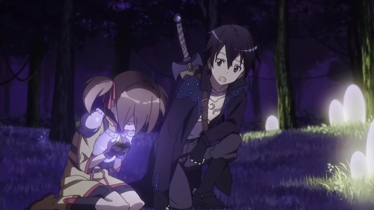 ソードアート・オンライン 第04話 mmxさん200MB追加「黒の剣士」 - ひまわり動画.mp4_000287920