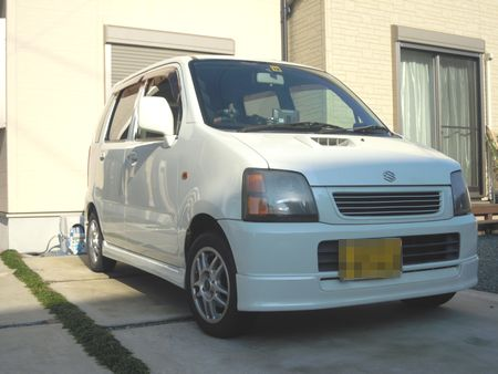 wagonR 車検 9