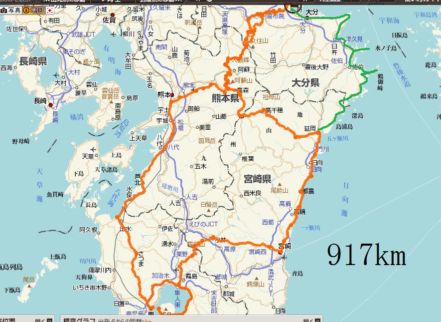 九州地図1 - コピー
