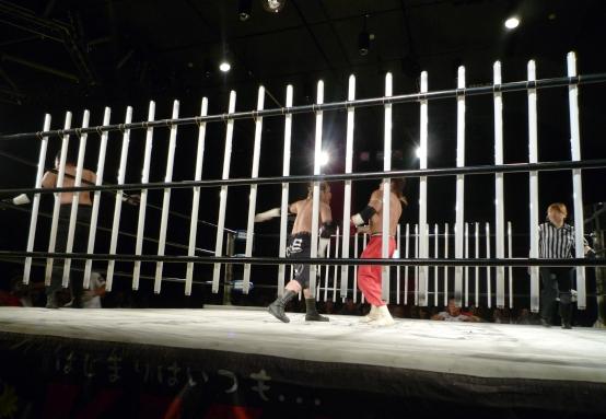 大日本プロレス2012・5・27名古屋 (3)